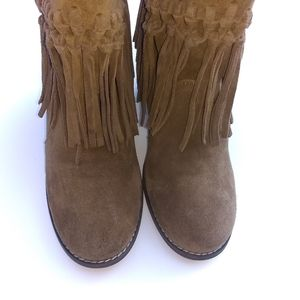 Sbicca Vintage Collection Women's Tan Boots
